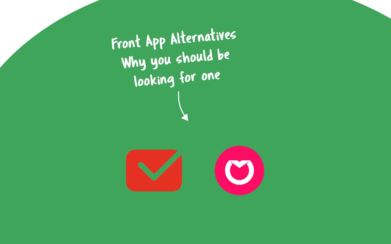 front app alternatives