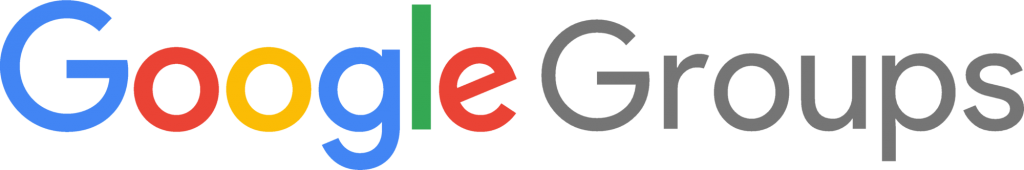 Google groups in gmail