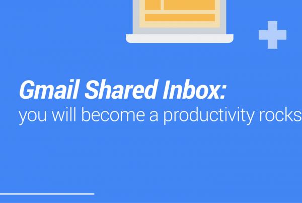 Gmail shared inbox