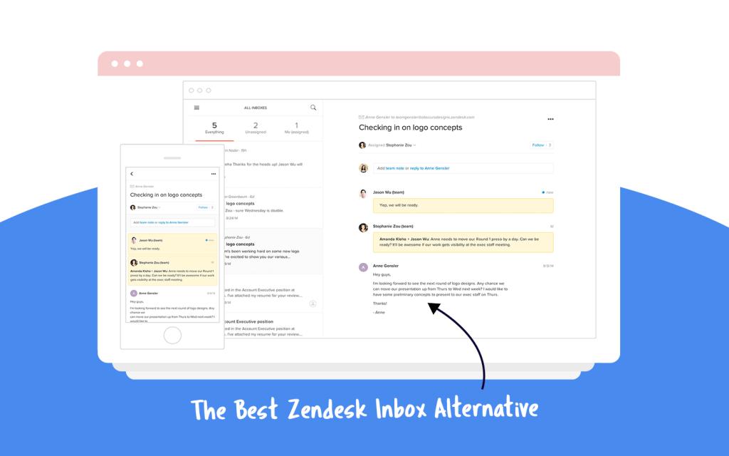 zendesk inbox alternative
