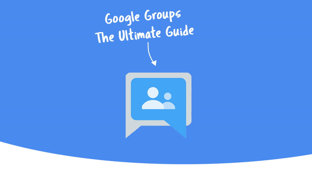 google groups guide