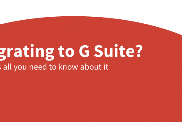 migrating to G Suite