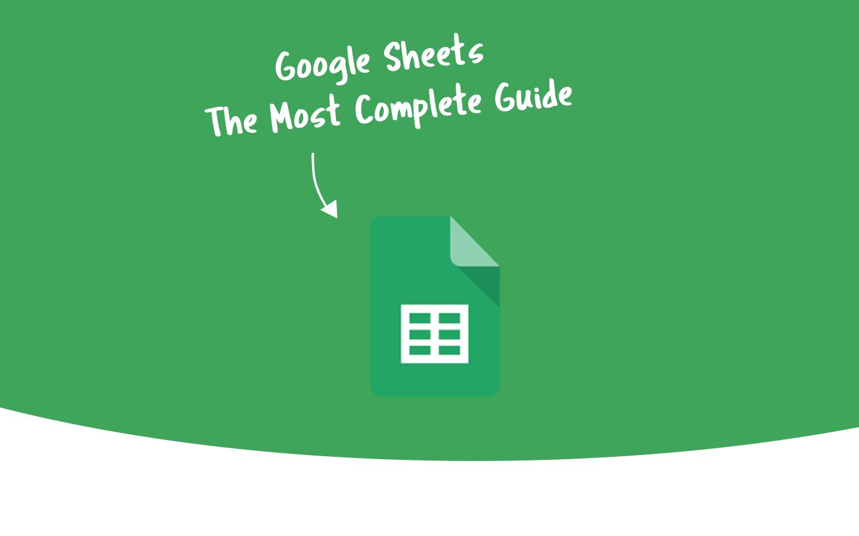 Google sheets guide