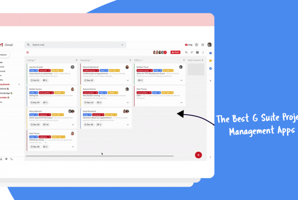 G Suite Project Management