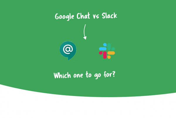 google chat vs slack