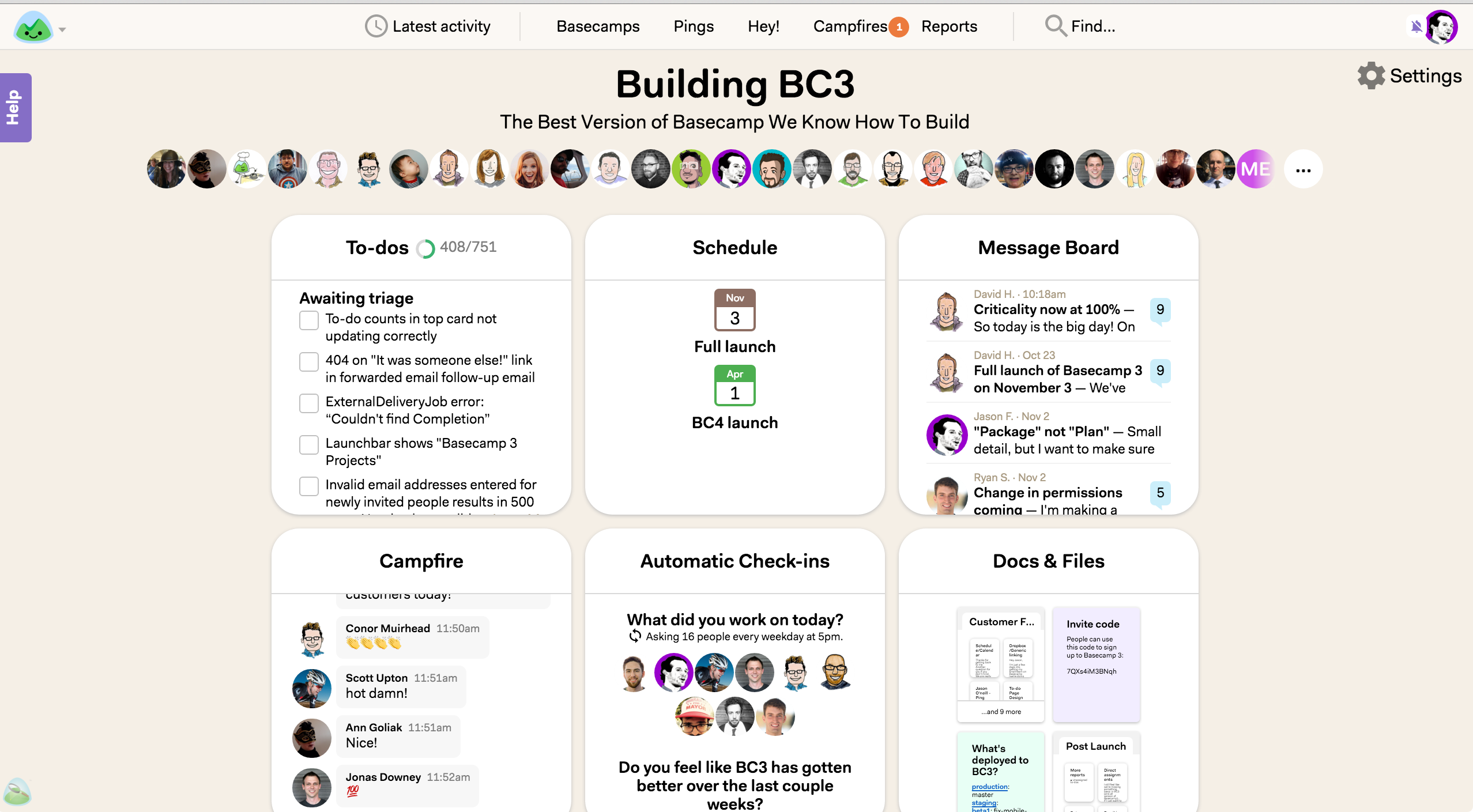 free project management tool