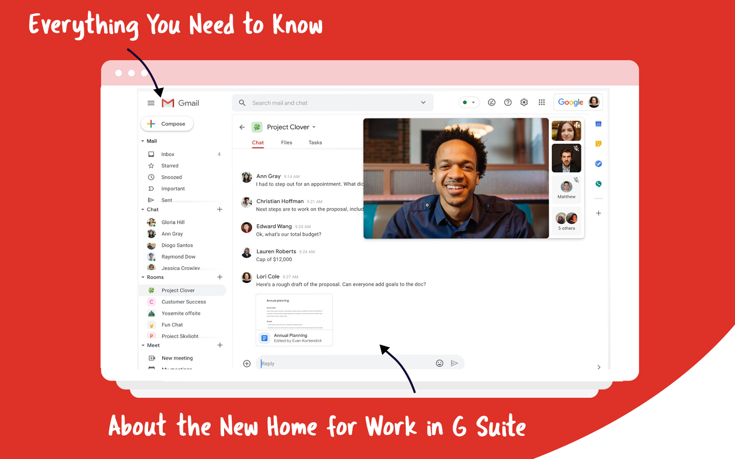 home for work g suite