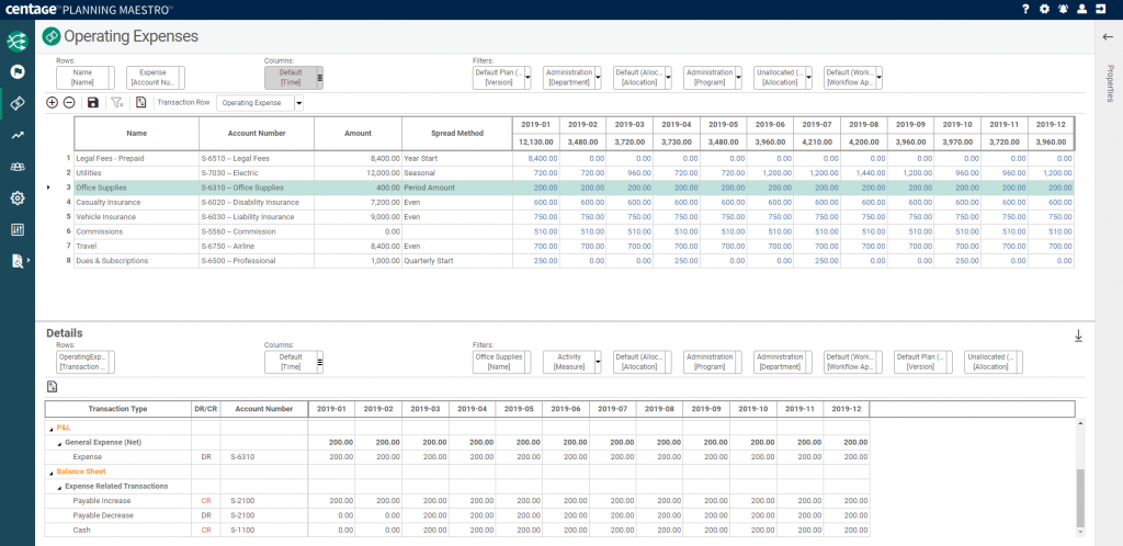 tools for agencies budgeting