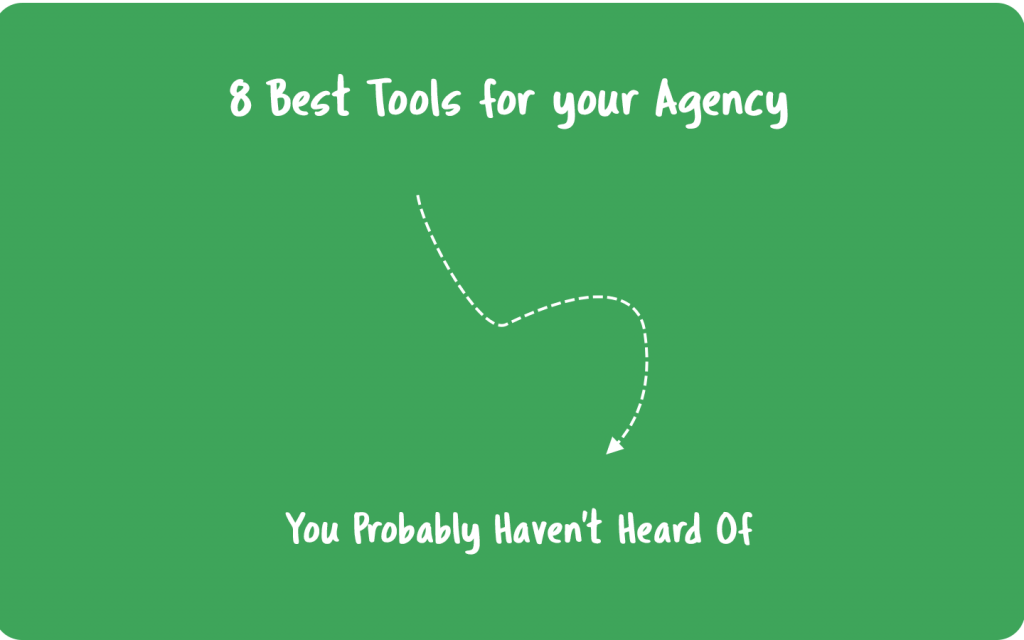 agency tools