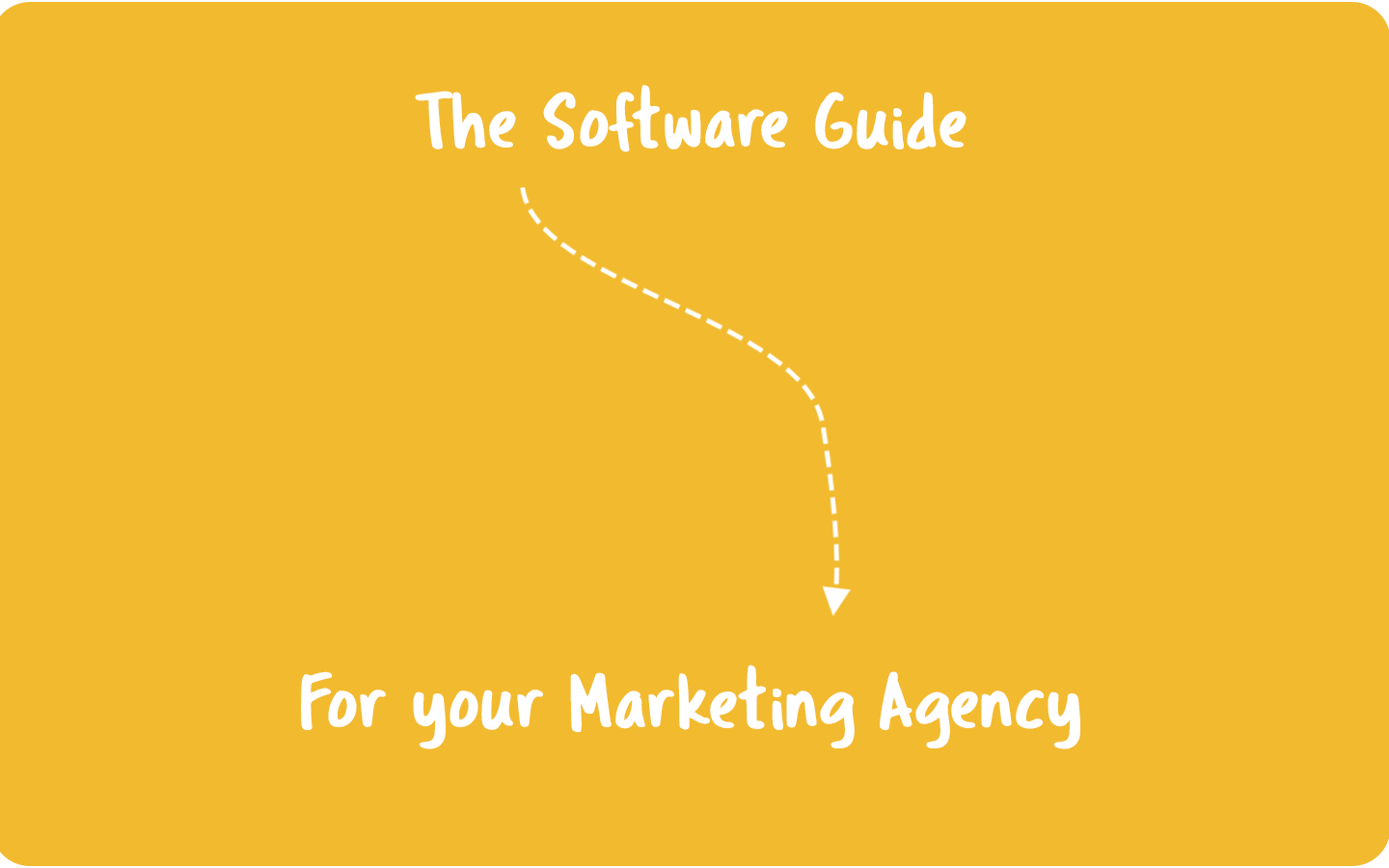 marketing agency software