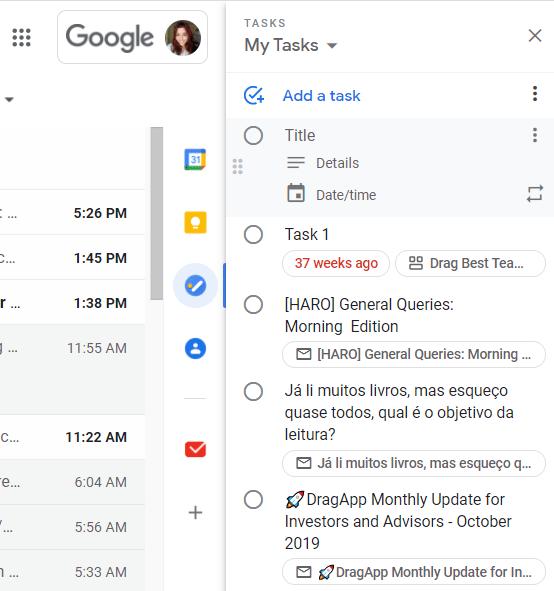 tasks in gmail