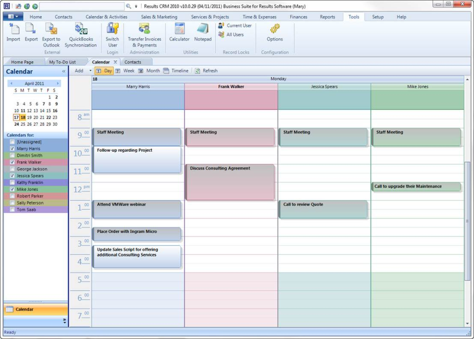 Client Management Software for Accountants