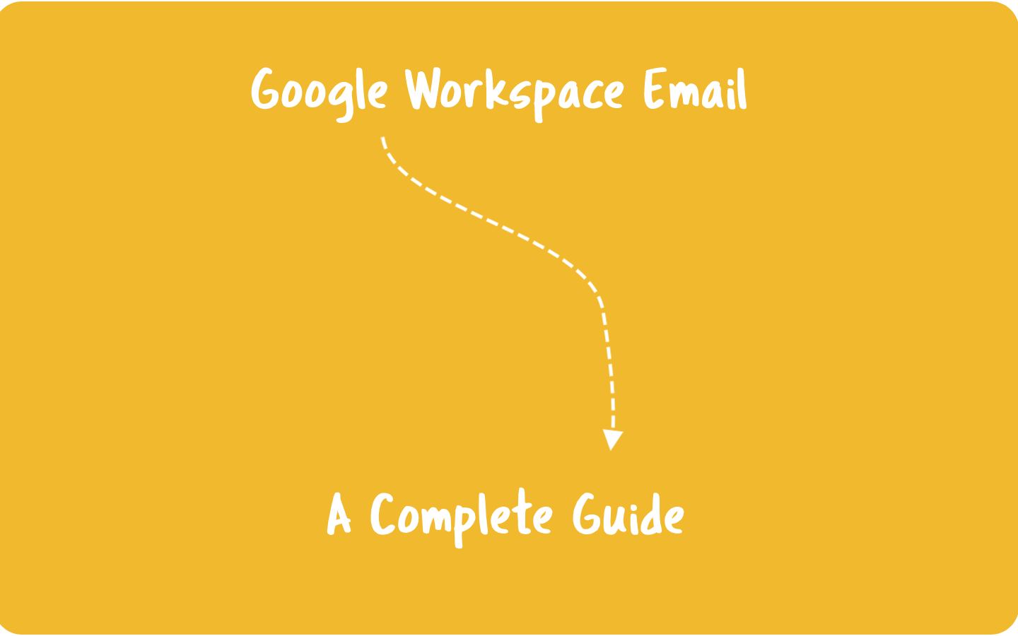 google workspace email