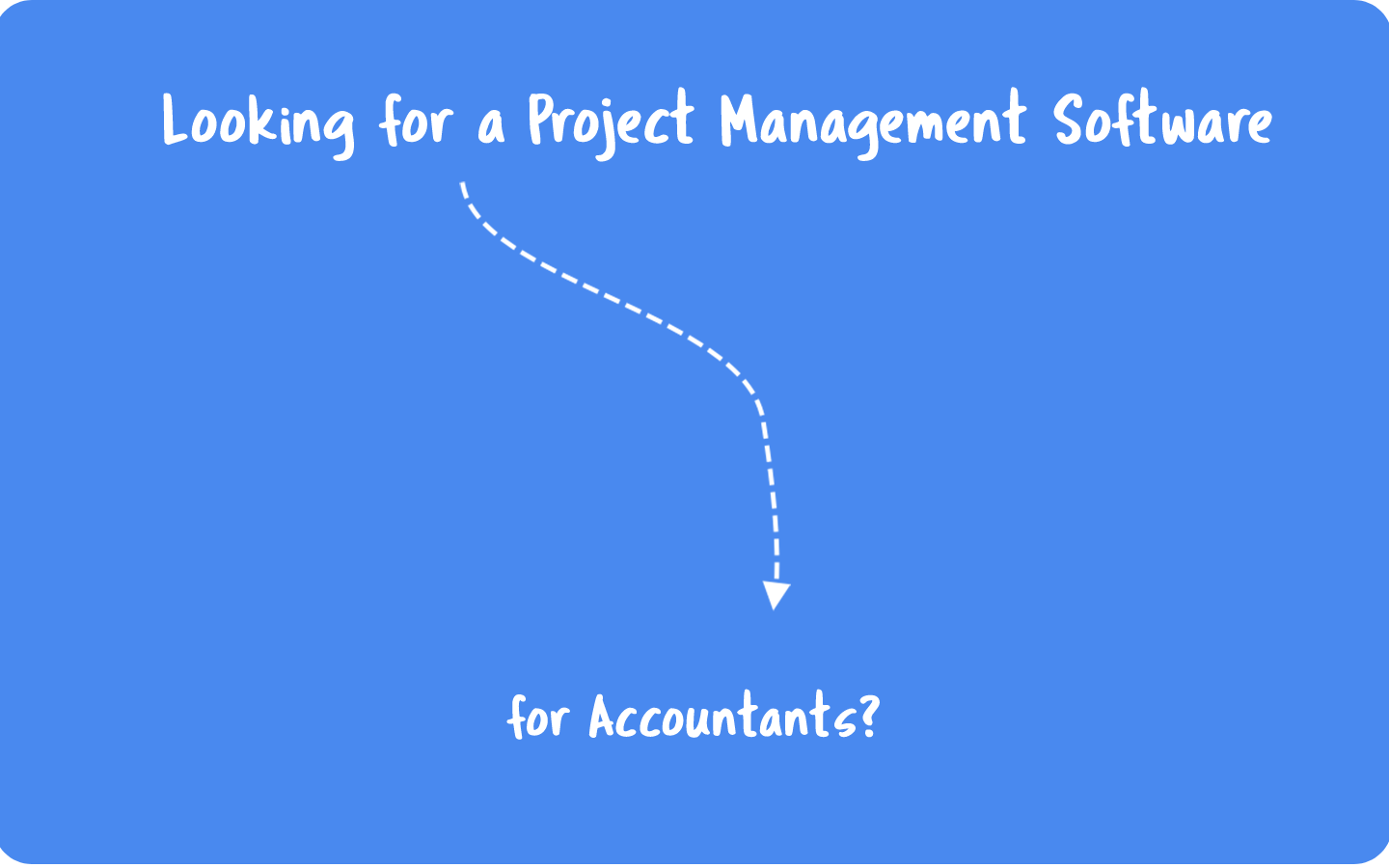 project management software for accountants